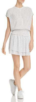Rails Angelina Star Print Drop-Waist Dress