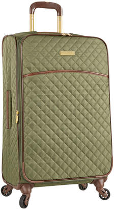 Anne Klein Bellevue 25Inch Quilted Expandable Carry On