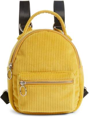 BP x Claudia Sulewski Corduroy Convertible Mini Backpack