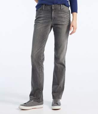 L.L. Bean L.L.Bean 1912 Jeans, Favorite Fit Straight-Leg