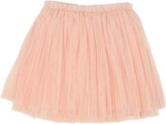 Popatu Pleated Tulle Skirt