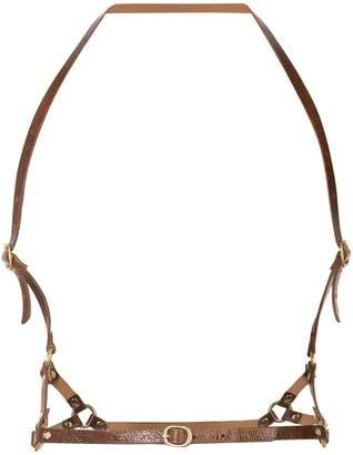 Calleen Cordero 5 harness belt