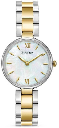 Bulova Classic Watch, 27mm $250 thestylecure.com
