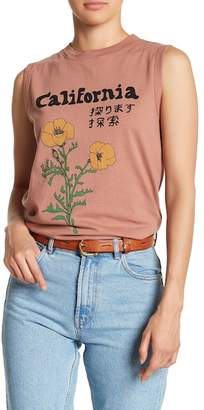 Comune Michelle by Caliornia Flowers Tank Top