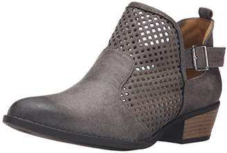 Qupid Women's Sochi-61 Ankle Bootie