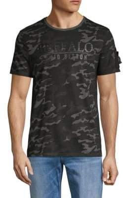 Buffalo David Bitton Ninon Camo T-Shirt