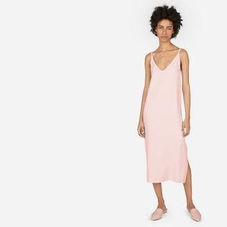 The Japanese GoWeave Long Slip Dress $88 thestylecure.com