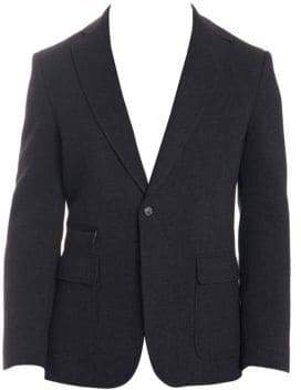 Robert Graham Herrino Classic Fit Textured Blazer