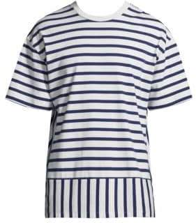 Public School Daryl Striped T-Shirt