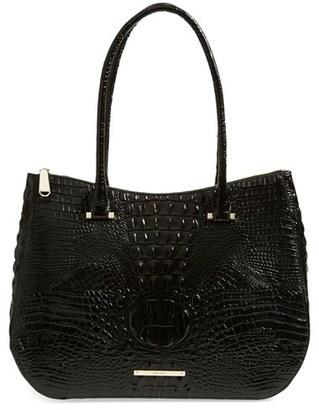 Brahmin 'Tillie' Croc Embossed Leather Tote (Nordstrom Exclusive) $295 thestylecure.com