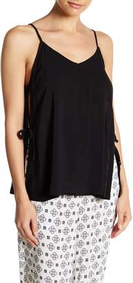 Shimera Tie-Side V-Neck Cami Tank