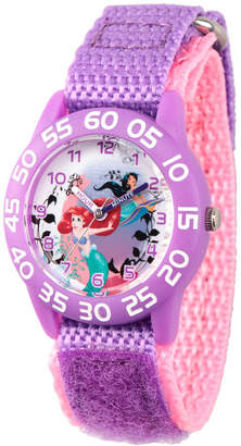 Princess Girls DISNEY PRINCESS Disney Princess Disney Purple Strap Watch-Wds000170