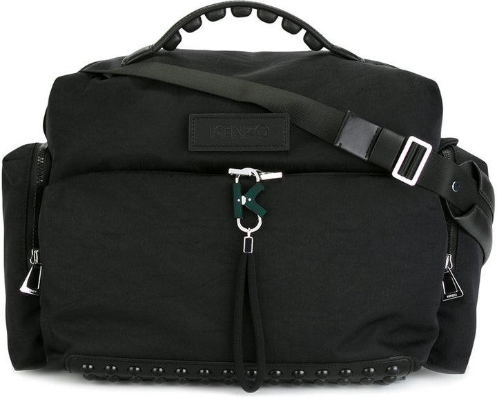 KenzoKenzo pocket front shoulder bag