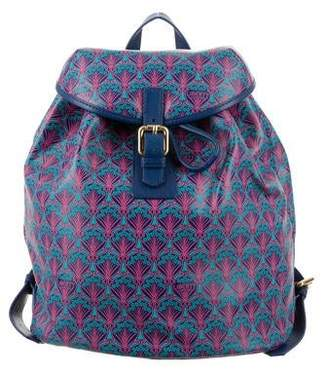 Liberty of London Designs Floral Print Backpack