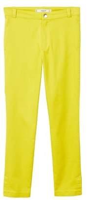 MANGO Slim-fit stretch trousers