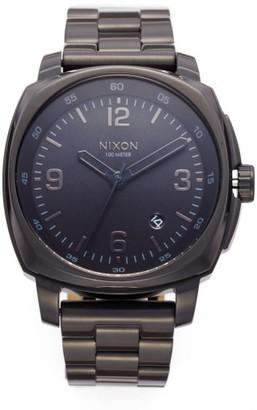 Nixon Charger Bracelet Watch, 42Mm $250 thestylecure.com