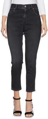 Maison Clochard Denim pants - Item 42687925WJ