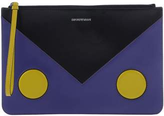 Emporio Armani Clutches For Women - ShopStyle Australia 916d0eaa3d461