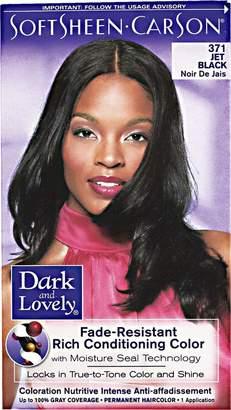Dark & Lovely Fade Resistant Jet Black Permanent Hair Color