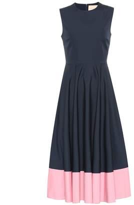 Roksanda Athena cotton-poplin midi dress