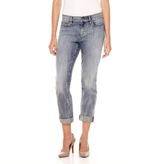 Liz Claiborne City-Fit Boyfriend Skinny Jeans