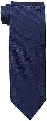Piattelli Bruno Men's Big & Tall Extra-Long Solid Silk Tie