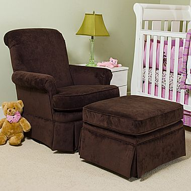 Best Chairs Best Chairs, Inc.® NAVA Glider or Ottoman