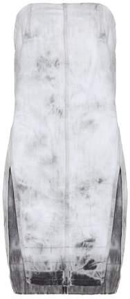 Rick Owens Chalice denim dress