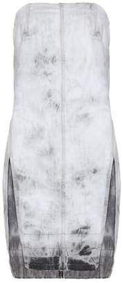 Rick Owens Chalice denim dress