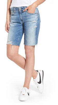 AG Jeans Nikki Cutoff Denim Shorts