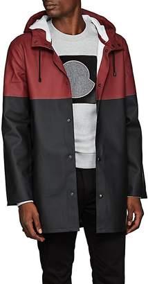 Stutterheim Raincoats Men's Stockholm Colorblocked Raincoat