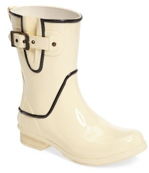 Chooka Women's Chooka Fine Line Waterproof Rain Boot