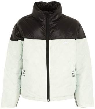 Double Layered Nylon Down Jacket