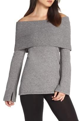 8c73221ef7 ... UGG Rhodyn Off The Shoulder Sweater