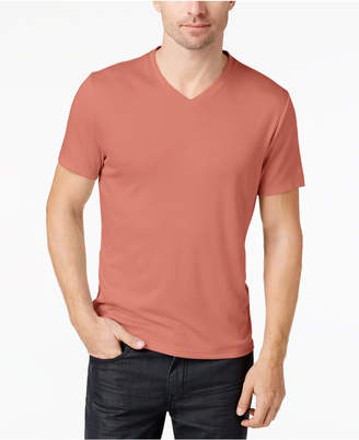 Alfani Men's Soft Touch Stretch T-Shirt, Created for Macy's