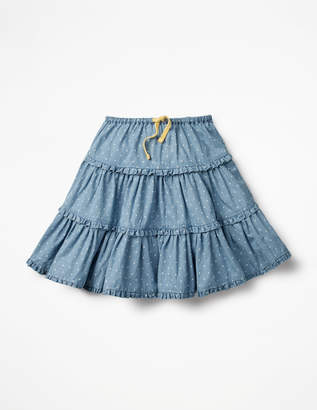 Boden Twirly Frilly Skirt