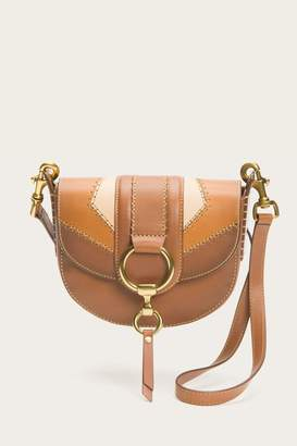 Frye Ilana Color Block Small Saddle