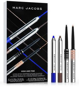 Marc Jacobs Limited Edition High & Fine: 4-Piece Petites Waterproof Eyeliner Collection $29 thestylecure.com