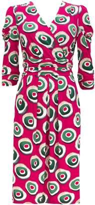Wallis **Jolie Moi Berry Wrap Shift Dress