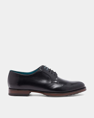 Ted Baker SILICE Shiny leather derby shoes