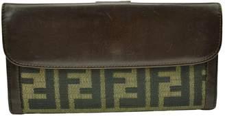 Fendi Cloth wallet