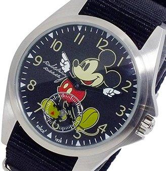 Disney (ディズニー) - ディズニー ミッキー MICKEY LIMITED EDITION 替えベルト付 腕時計 DM-01BK