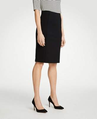Ann Taylor Tall Ponte Pencil Skirt