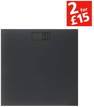 ColourMatch Electronic Scales - Jet Black