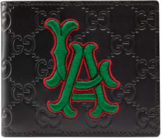 Gucci Wallet with LA AngelsTM patch