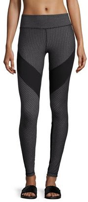 Vimmia Dotty Defy Athletic Leggings, Black $119 thestylecure.com