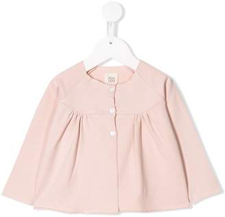 Douuod Kids pink button up top