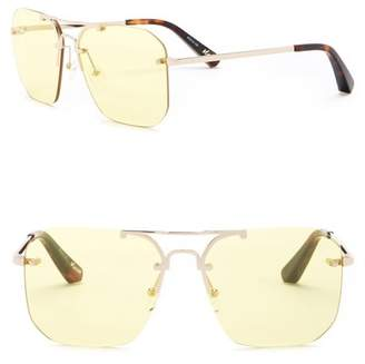 Elizabeth and James Mason 57mm Navigator Sunglasses