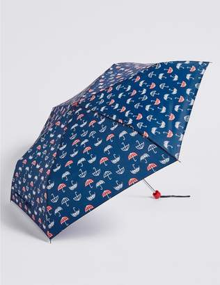 Marks and Spencer Printed Umbrella with Stormwear