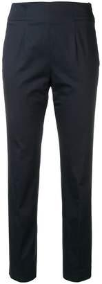 Peserico straight leg trousers